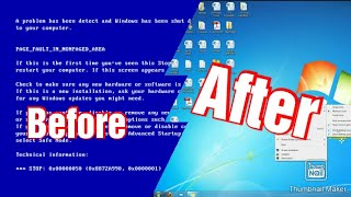 Computer How to format C drive Windows 7