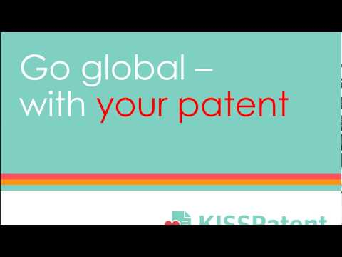 How you can go global with your patent?