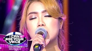 Diremehkan, Sang Covergirl ternyata Agnes Monica wannabe! - I Can See Your Voice Indonesia (13/4)