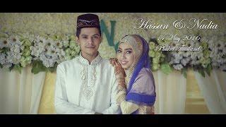 Wedding in Thailand Hassan & Nadia
