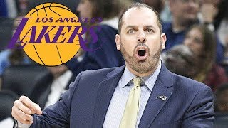 The Los Angeles Lakers Hire Frank Vogel as Head Coach Jason Kidd as Assistant - BREAKING NBA NEWS