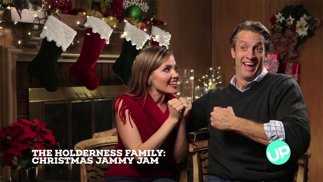 The Holderness Family - Christmas Jammy Jam Preview - YouTube