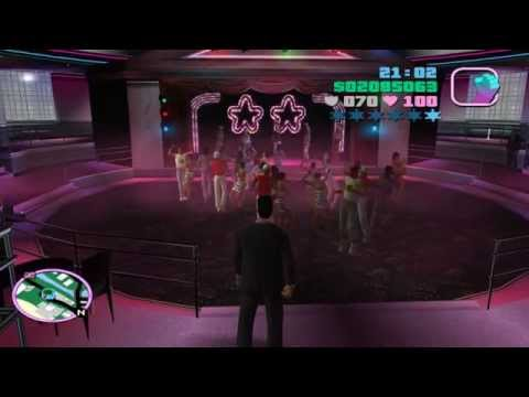 Malibu Club Dance & Sexy Girls MOD GTA Vice City
