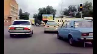 """Полтава Центр-ТРЦ """"Экватор""""-Гора (Timelapse)"""