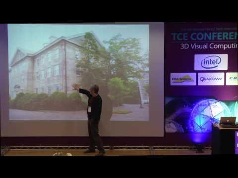 TCE 2016 - Semantic 3D Reconstruction