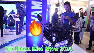 5Th Dhaka Bike Show 2019🔥🔥🔥