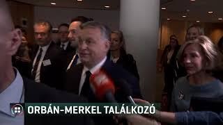 Orbán-Merkel találkozó Berlinben 20-02-10