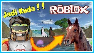 IT TURNS OUT THAT GINI LIFE SO HORSES!! -ROBLOX INDONESIA
