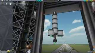 Kerbal Space Program - Beating First Contract in 2 Missions - Part 1