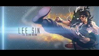 Lee Sin Montage #10 Bubba Kush
