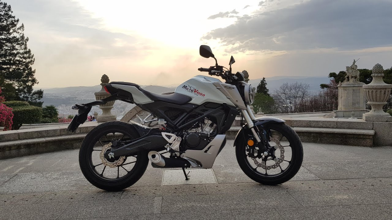 Honda Cb 125 R 2018 Test Ride Review