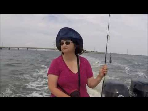 Charter Fishing At Chincoteague Island