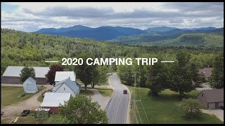 Camping In New Hampṡhire During 2020