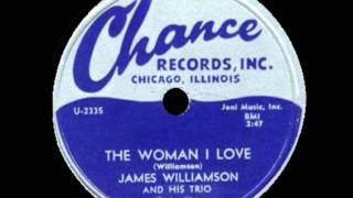""" Homesick"" James Williamson - The Woman I Love"