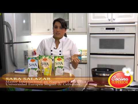 Cómo cocinar con leche de soya - Cocina Superior