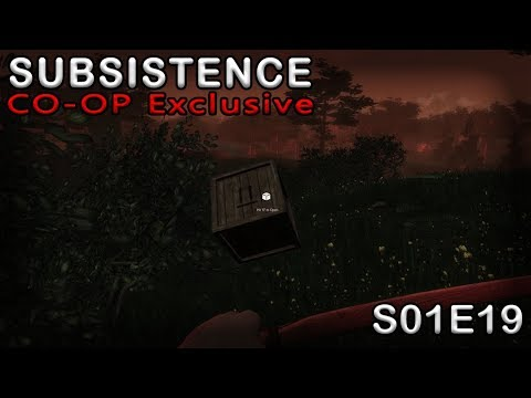 Let's Play Subsistence CO-OP MULTIPLAYER | S01E19 MP | Constant Threat