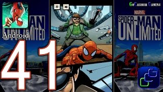 Spider-Man Unlimited Android Walkthrough - Part 41 - Issue 5: The Deadly Doctor