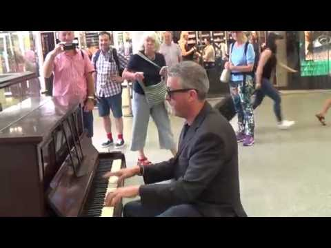 Boogie Woogie Bash on the Brown Piano
