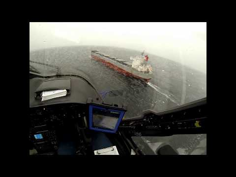 Marine Pilot Transfer