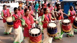 Varnamudra Kudumbasree Ladies Singari Melam With Amazing Dance ! MUST SEE !!!