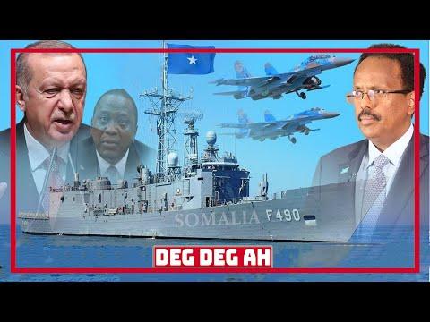 DEG DEG Xeebta & Jaziirada Lamu Oo Somalia La Hoos Geeyey, Uhuru Oo Iscazilaya, Guusha Somalia