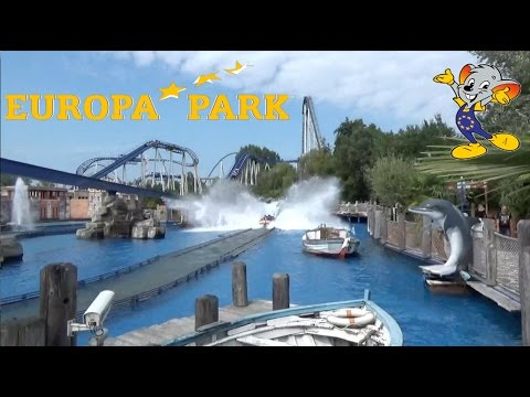 Europa Park Tour & Review 2016 (Best Park in the World)