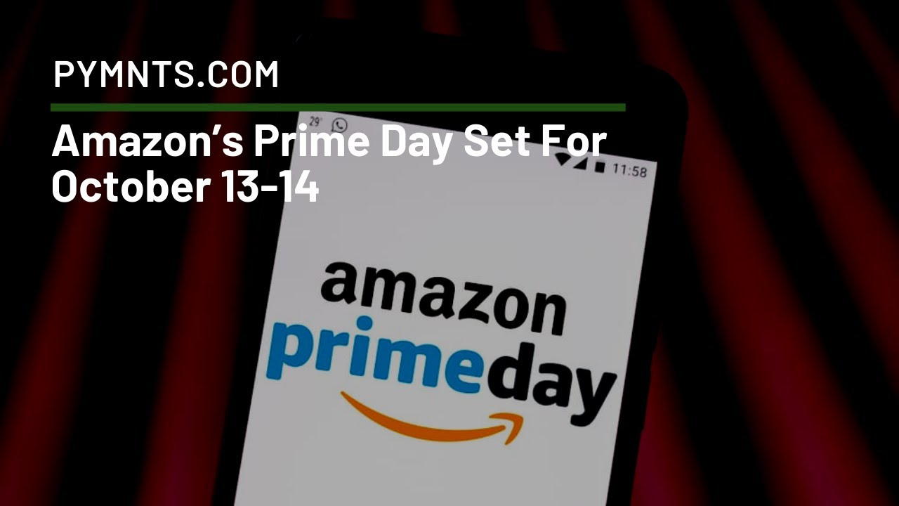 Amazon Prime Day returns Oct. 13-14, but you can start saving now