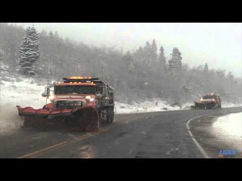 SnowThanks: Utahns thank UDOT drivers