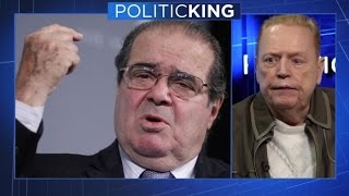 Larry Flint: Scalia Was Most Damaging Person to Supreme Court in 250 Years   Larry King Now   Ora.TV
