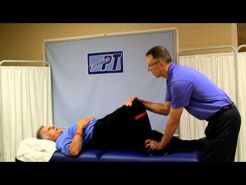Best Stroke Rehab Approach-Getting Out Of Bed And Sitting Balance.
