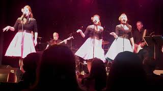 """The Manhattan Dolls - Clips from """"Rockin' With The Dolls, Popular Music from the 1950s-60s"""""""