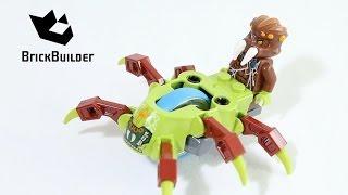 Kijk Lego Chima 70138 Web Dash filmpje