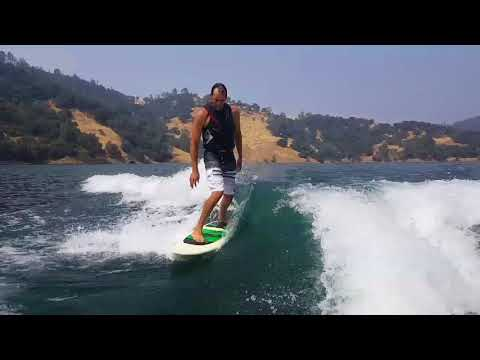 Wake Surfing Malibu Direct Drive