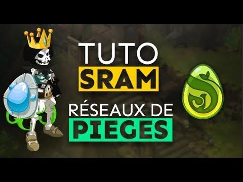 TUTO SRAM - Réseaux de pièges