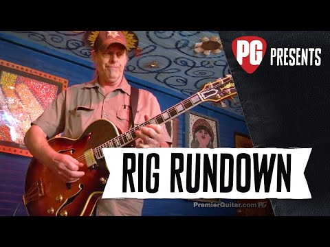 Rig Rundown - Ted Nugent
