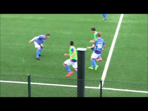 Nick Russo Perugia ISM soccer Academy September 2015 Scholarship