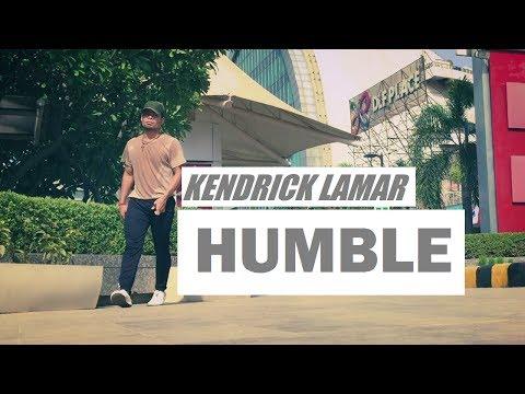 "Kendrick Lamar ""Humble"" Dance   Choreography By Anuj X A-Twins   SWAG GANG Crew"