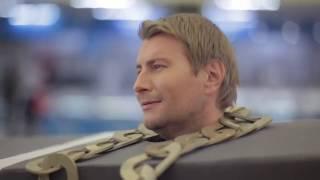 Филипп Киркоров и Николай Басков   Извинение за Ibiza  Бэкстейдж клипа в АШАН