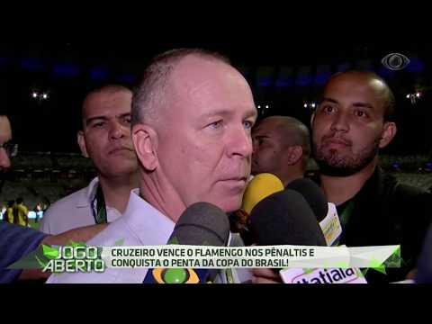 Cruzeiro Conquista A Copa Do Brasil