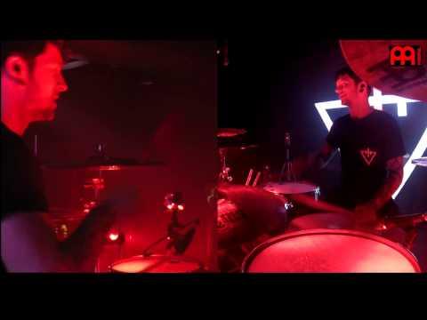 """Daniel Williams The Devil Wears Prada Live """"Escape"""""""