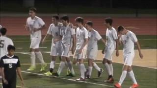 Langley Varsity Mens Soccer - 2017 Season Highlights - Jacob Labovitz