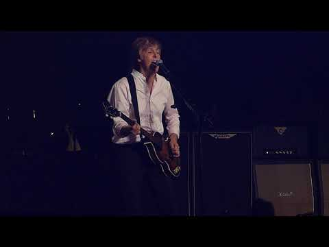 Day Tripper - Paul McCartney, September 21, 2017 - Barclays Center, Brooklyn, NY