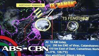 PAGASA gives updates on Tropical Storm Ramon | 14 November 2019