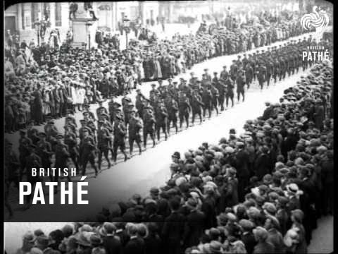 Funeral Of Michael Collins (1922)