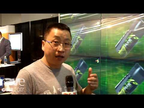 DSE 2017: Newtop 3D Solution Co Shows 3D Technology Without 3D Glasses Required