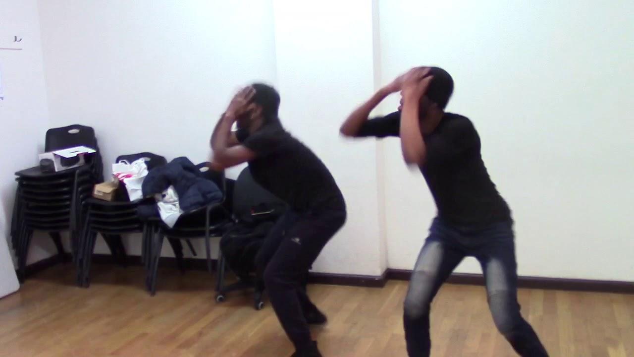 Kranuim feat. Ty Dolla Sign & Wiz Kid (Dance) @malcolmbreezy #DanceClass