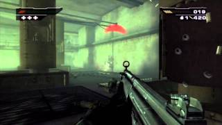BLACK (PS2) - Mission 8: Spetriniv Gulag, Credits (Final)