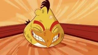 Злые птички - Энгри Бердс - Крушитель ворот (S1E23) || Angry Birds Toons