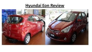 Hyundai Eon Review video