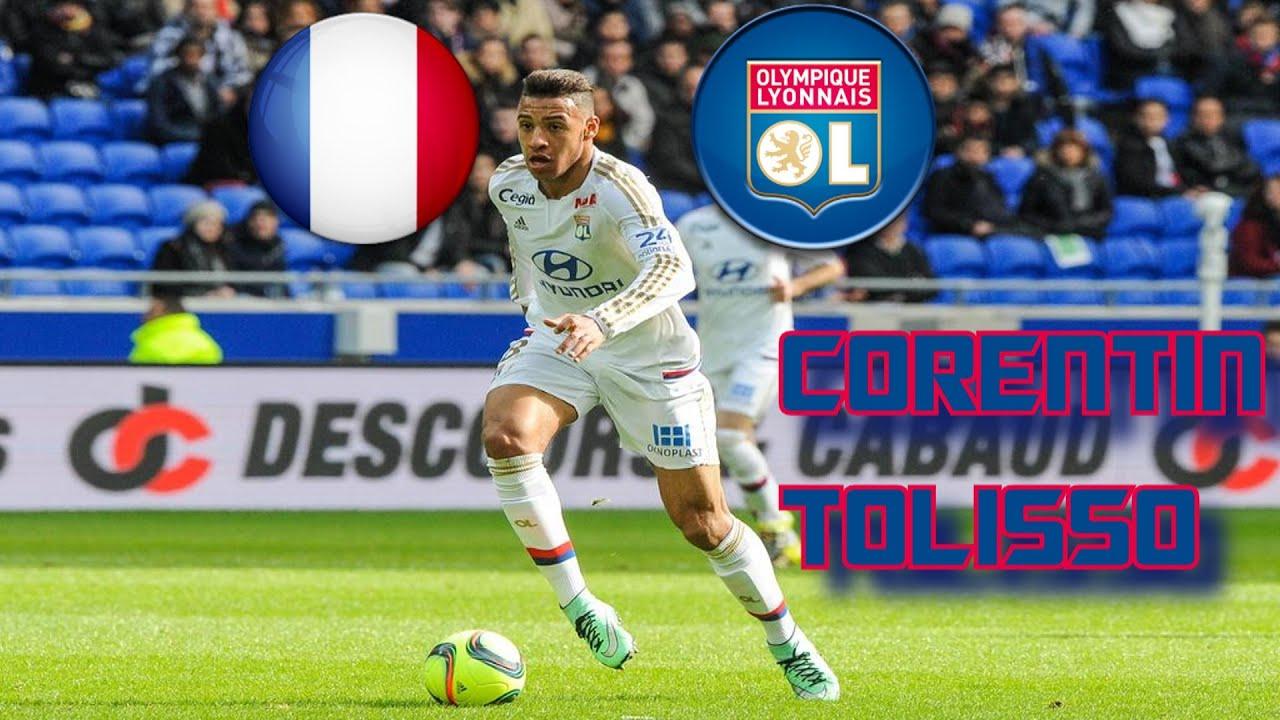 CORENTIN TOLISSO Goals Skills Assists Lyon